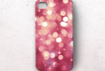 overly obsessed with iPhone cases & gadgets / by wendy huff