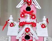 Birdhouses / Decorative birdhouses, interior design, birds, butterflies / by Betmatrho Doll Maker & More
