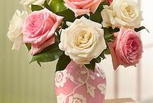 Pretty flowers / by Cheryl Davies