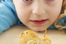Kid Food / by Meghan Griesemer
