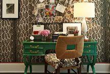 interiors / by Ashley Merrick