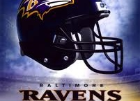 Baltimore Ravens / by Janet Debole