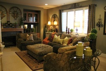 Living Room Re-do / by Kelly Cousineau