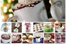 Hot chocolate recipes / by Virginia Martinez