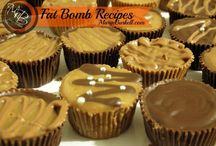 Fat Bombs... / LCHF living / by Melanie Anne