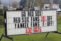 RED SOX! / by Marcie Dawson