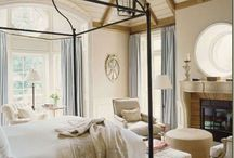 bedrooms / by Michelle Janes