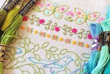 Needleworks / by Therese Bloomquist