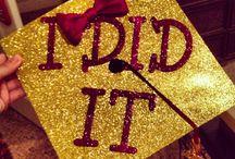 Graduation! / by Alexis Nixon