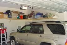 Garage Re-Organization / by Stephanie Scribner-Succio