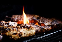 WHO'S YOUR DADDY: THE GRILL MASTER / King of the pit ... he chars a steak like no other. / by Michael Aram