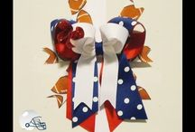 BOWS / by Under cover Lover of all things Pinterest