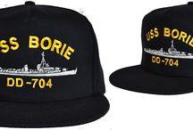Custom Military Caps / by PriorService.com