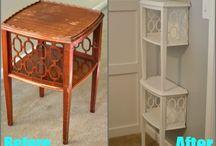 furniture remake / by Lisa Whitaker