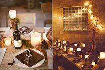 Harvest Dinner Party Ideas / by Kaitlin McDonald