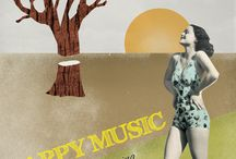 HAPPY MUSIC / by Make Mehappytoday
