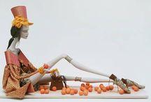 Artful Dolls / by Carrie