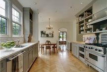 Kitchens / by Leila @ In the Tweeds