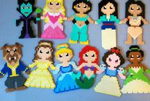Perler Beads / Plastic crafts creations / by Wendie Caruso