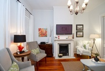 MCD Designs / All rooms and gardens designed by Victoria Holmes & Lana Salter of MODCottage Designs, LLC / by MODCottage Designs