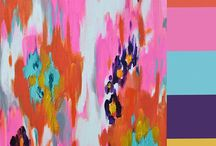 Colors and Ilustrations / by Sofia Troncoso