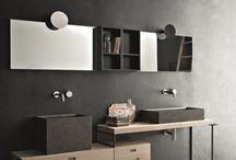 Banheiros e lavabos / by Allyson Hissashi