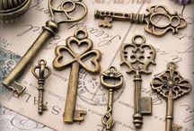 Keys. / by Cheryl Watson