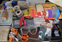 ECE Tinkering / Inspiration for a tinkering area in early childhood settings / by Jennifer Kable