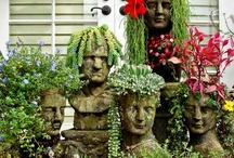 Yard / Garden Ideas / yard yard garden garden planting decorating help advice  / by Mariel Hale