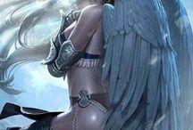 I love angels / by Lanette Jaeger