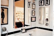 Guest Bath Inspiration / by Brandy Crist-Travers