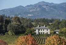 Uniquely Wine Country / Extraordinary properties in Wine Country, CA / by Sotheby's Homes
