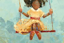 Art I Love Children / by Patricia Boyd
