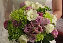 wedding flowers / by Barb Germiller
