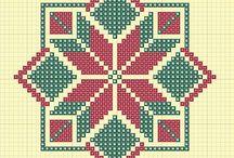 Cross stitch / by Jennifer Trama