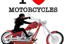 Cool things-motorcycle mama / by Amy Connell