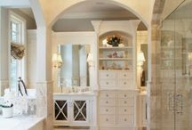 Bathroom Spas / by Jayne Kotey