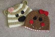 CROCHET - hats / by Jen Morato