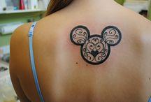 tattoos / by Dana Barfield