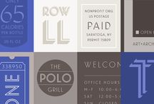 Typography / by Sarina Crossley
