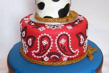 Jay's Birthday Cake / by Jenn Hunt
