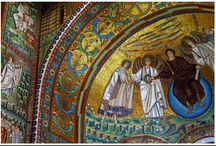 Mosaic and Tile Art / Masterful creations that cannot be described as merely being a craft or trade / by Ruth Lee