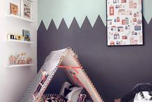 Play room :)  / by Breezy Battenfield