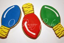 Cut out cookies / by Melissa Bradley