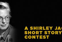"""Announcing The Shirley Jackson Short Story Contest! Kicking off October 28th! / """"So long as you write it away regularly nothing can really hurt you."""" ― Shirley Jackson  CLICK HERE FOR COMPLETE RULES AND REGULATIONS:  http://www.tinhouse.com/blog/29622/announcing-the-shirley-jackson-short-story-contest-kicking-off-october-28th.html / by Tin House"""