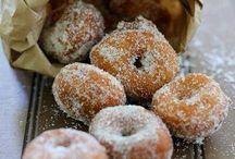 donut or doughnut / by Zoë Davé