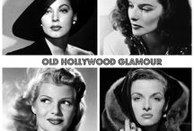 old hollywood ♡ / by Melody Gee