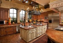 Kitchens / by Kerry Dekle