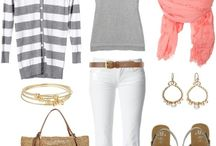 Spring/Summer white / by Connie Thelen