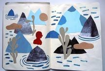 sketch books / by Sara Infante